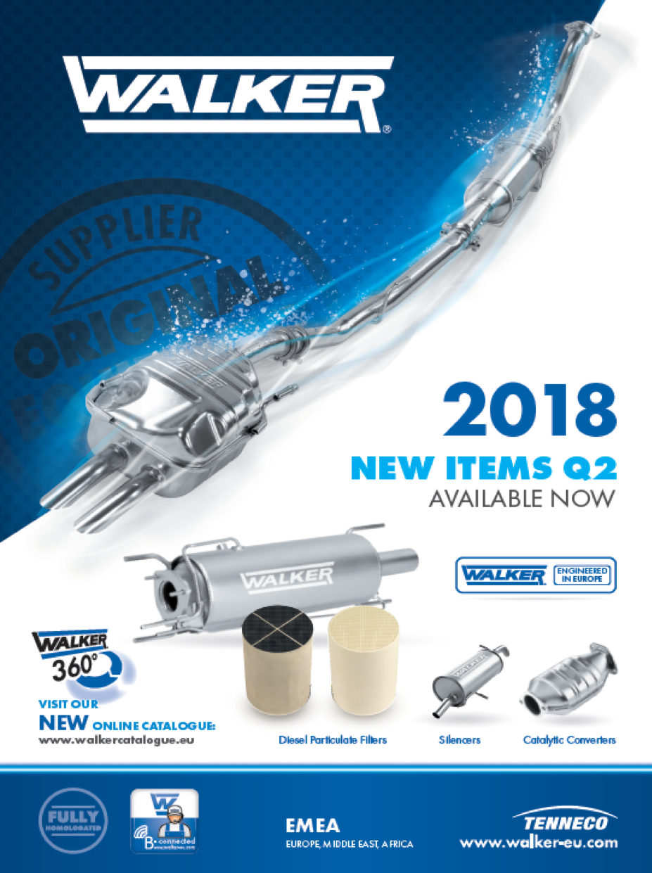 2018 New items Q2